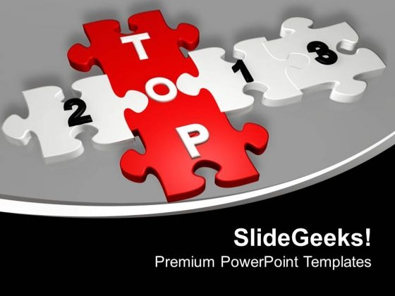 Puzzles or jigsaws powerpoint themes top with 2013 as jigsaw puzzle pieces powerpoint templates ppt backgrounds for slides 0313 toneelgroepblik Gallery