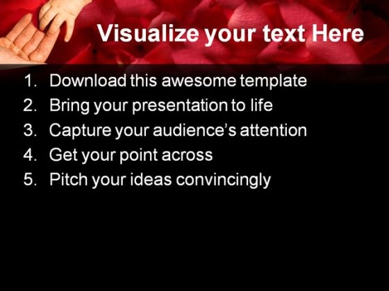 touching_hand_family_powerpoint_template_0810_text