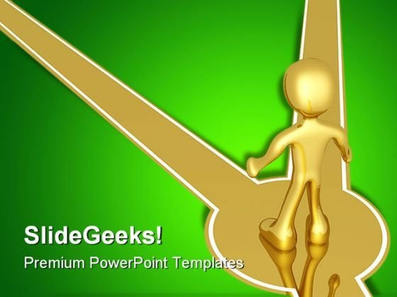 Tough Choice Business PowerPoint Themes And PowerPoint Slides 0511