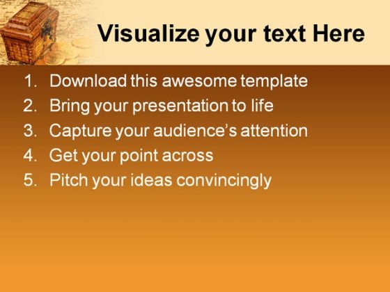 treasure_money_powerpoint_template_1010_text