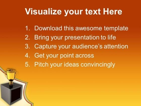 Trophy cup full of prize money powerpoint templates and powerpoint trophycupfullofprizemoneypowerpointtemplatesandpowerpointthemes0912text toneelgroepblik Gallery