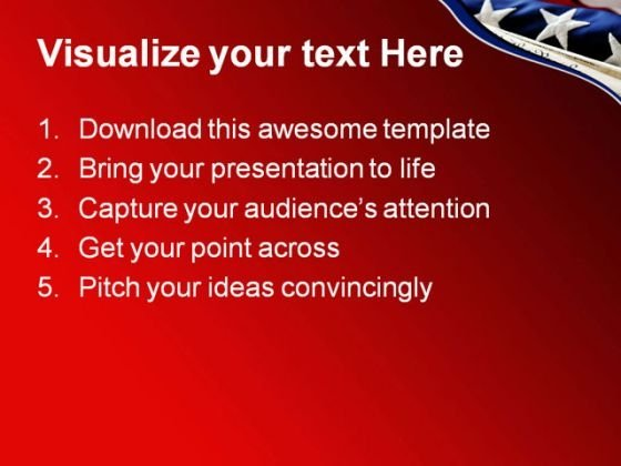 united states powerpoint template