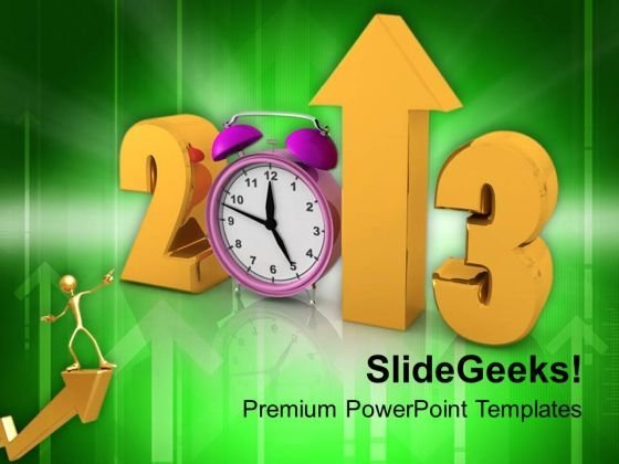 Upcoming Year Business Growth Success PowerPoint Templates Ppt Backgrounds For Slides 1212