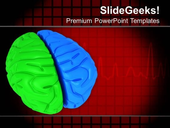 Use All Part Of Your Brain PowerPoint Templates Ppt Backgrounds For Slides 0613