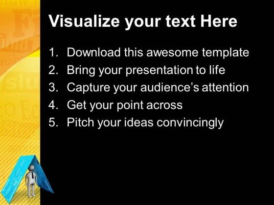 Use Debit Card For Financial Safety Powerpoint Templates Ppt