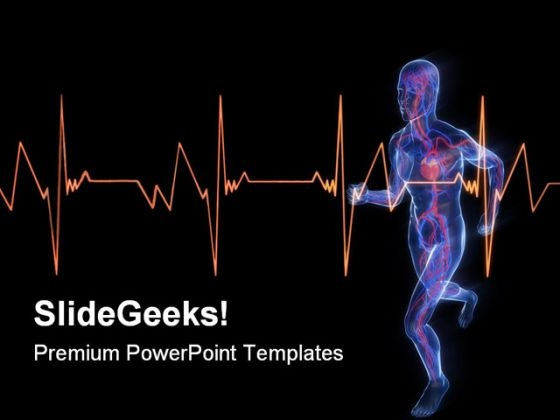 Vascular System01 Science PowerPoint Themes And PowerPoint Slides 0811