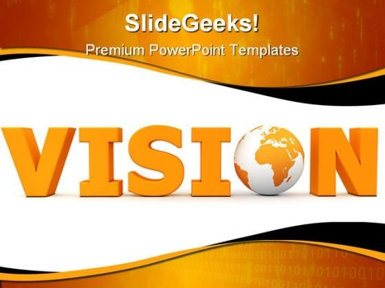 vision_world_globe_powerpoint_template_0910_title