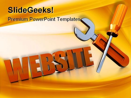 Web Design01 Internet PowerPoint Templates And PowerPoint Backgrounds 0111
