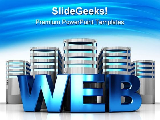 Web Internet PowerPoint Templates And PowerPoint Backgrounds 0211
