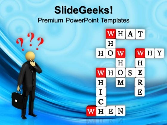 What Who PowerPoint Templates And PowerPoint Themes 1012