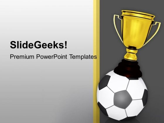 Winner Concept Game PowerPoint Templates Ppt Backgrounds For Slides 1212