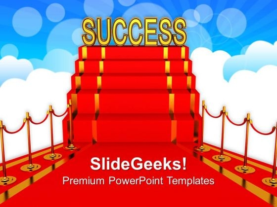 Winner Prestige Concept Success PowerPoint Templates And PowerPoint Themes 0712
