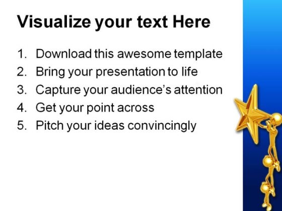 working_together_for_star_metaphor_powerpoint_background_and_template_1210_print
