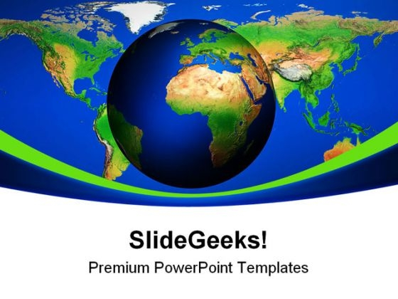 World Global PowerPoint Themes And PowerPoint Slides 0511