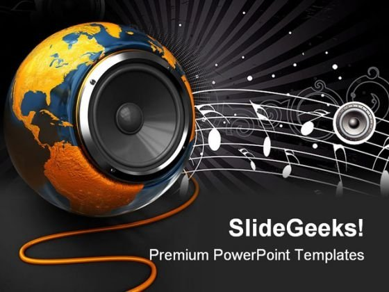music template powerpoint