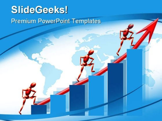 World Teamwork Success PowerPoint Themes And PowerPoint Slides 0711