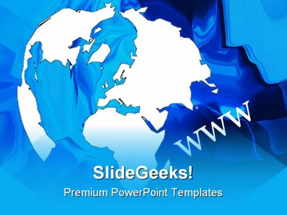Www Global Background PowerPoint Templates And PowerPoint Backgrounds 0711