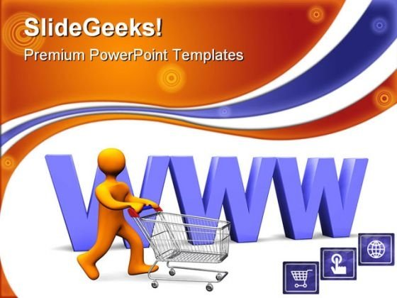 Www Shopping Sales PowerPoint Templates And PowerPoint Backgrounds 0311