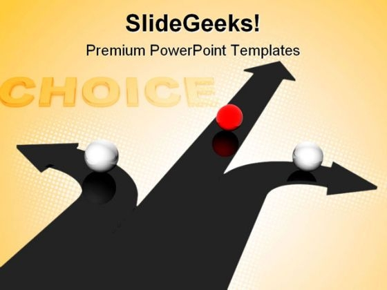 Your Choice Business PowerPoint Themes And PowerPoint Slides 0511