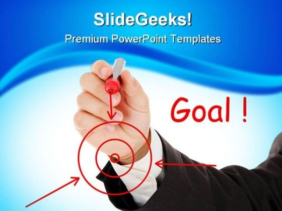 Your Goal Success PowerPoint Themes And PowerPoint Slides 0211