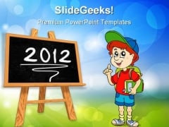 2012 Education Children PowerPoint Templates And PowerPoint Backgrounds 1011