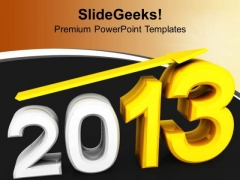 2013 Business Growth PowerPoint Templates Ppt Backgrounds For Slides 1112
