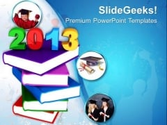 2013 Education Schools Success PowerPoint Templates And PowerPoint Themes 0712