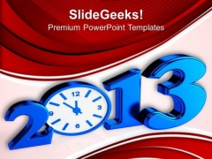 2013 New Year Festival PowerPoint Templates Ppt Backgrounds For Slides 1212