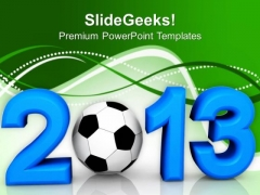 2013 With Football Game PowerPoint Templates Ppt Backgrounds For Slides 1112