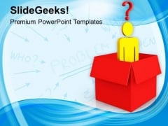 3d Man In Open Box PowerPoint Templates Ppt Backgrounds For Slides 0713