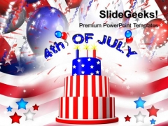 4th Of July Celebrations American PowerPoint Templates And PowerPoint Themes 0612