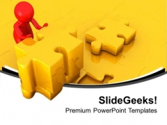 A Problem Can Fix With Correct Solution PowerPoint Templates Ppt Backgrounds For Slides 0713