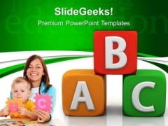 Abc Blocks01 Education PowerPoint Templates And PowerPoint Themes 0512