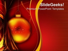Abstract Background With Warm Colors PowerPoint Templates Ppt Backgrounds For Slides 0413