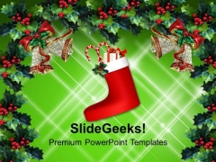 Abstract Christmas Background Holidays PowerPoint Templates Ppt Backgrounds For Slides 1112