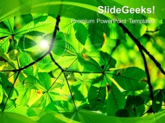 Abstract Green Environment PowerPoint Templates And PowerPoint Themes 0512
