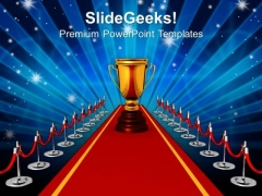 Achieve Unique Place In Business Field PowerPoint Templates Ppt Backgrounds For Slides 0413