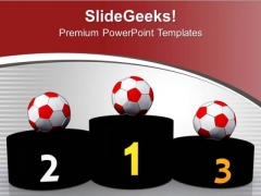 Achieve Your Place And Get Success PowerPoint Templates Ppt Backgrounds For Slides 0513
