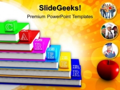 Alphabet Blocks Career PowerPoint Templates And PowerPoint Themes 1012