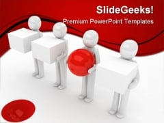 Alternative Choice Strategy Business PowerPoint Themes And PowerPoint Slides 0511