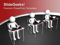 Always Attend Your Classes PowerPoint Templates Ppt Backgrounds For Slides 0613