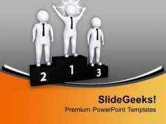 Always Find And Achieve Top Place PowerPoint Templates Ppt Backgrounds For Slides 0713