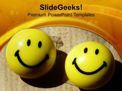 Always Keep Smile On Your Face PowerPoint Templates Ppt Backgrounds For Slides 0713