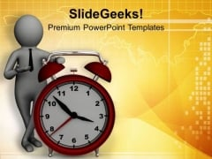 Always Keep Track On Time PowerPoint Templates Ppt Backgrounds For Slides 0713
