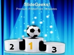 Always Try To Get First Position PowerPoint Templates Ppt Backgrounds For Slides 0613