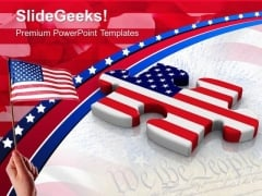 American Role In World PowerPoint Templates And PowerPoint Themes 0612