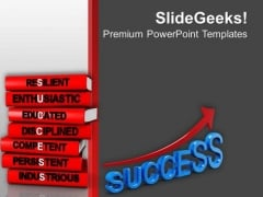 Analysis Of Success Business PowerPoint Templates Ppt Backgrounds For Slides 0413