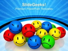 Animated Emotion Icons PowerPoint Templates And PowerPoint Themes 0812