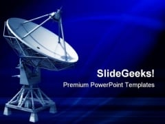 Antenna Technology PowerPoint Templates And PowerPoint Backgrounds 0211