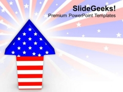 Arrow For Point On Independence Day PowerPoint Templates Ppt Backgrounds For Slides 0713